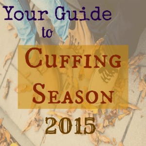 Your Guide to Cuffing Season 2015!