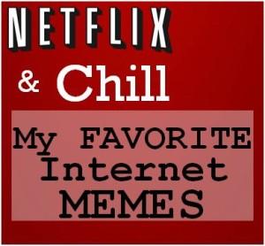 Netflix & Chill: My Favorite Memes
