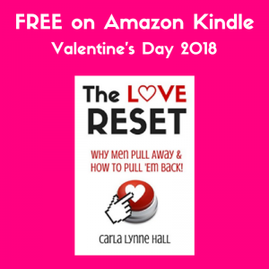 Love Reset eBook – Free on Amazon Kindle for Valentine's Day